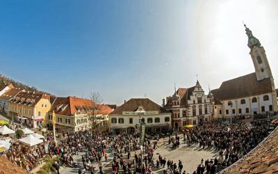 """Dringlichkeitsantrag """"Maßnahmenpaket zur Attraktivierung und Belebung der Innenstadt"""""""